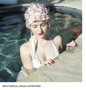 Aline Smithson_Daisies and Red Nails